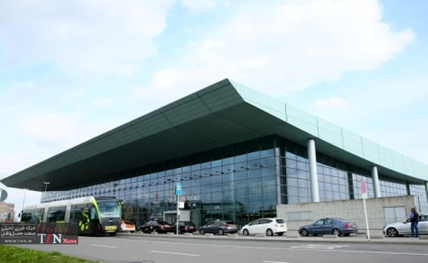 Terminal B, Luxembourg International Airport, Luxembourg