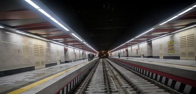بخش شرقی خط ۷ مترو امسال افتتاح میشود