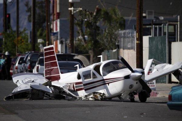 سقوط هواپیما در آمریکا چندین کشته بر جای گذاشت