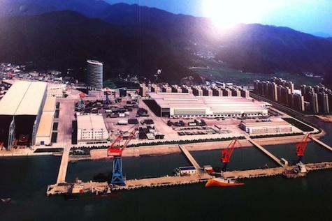 کشتیسازی Zhejiang نیمی از کارگران خود را تعدیل میکند