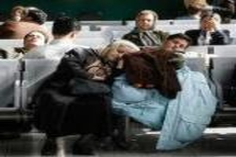 سرگردانی مسافران پرواز مشهد - ساری پس از ۶ ساعت