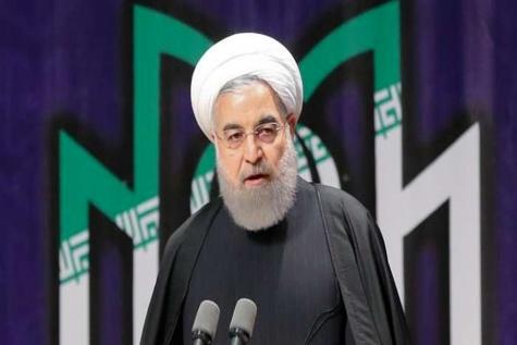 Rouhani calls for broadening of Iran-China ties
