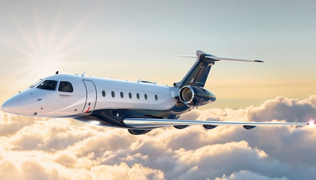 Embraer Unveils Most Technologically Advanced Business Jets