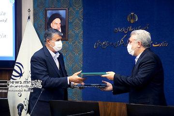 امضای تفاهمنامه همکاری مشترک توسعه گردشگری ساحلی و دریایی