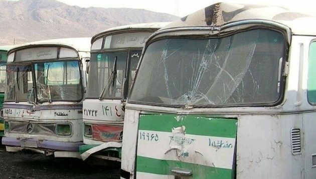 Iranian Automaker to Help Renovate Iran's Bus Fleet