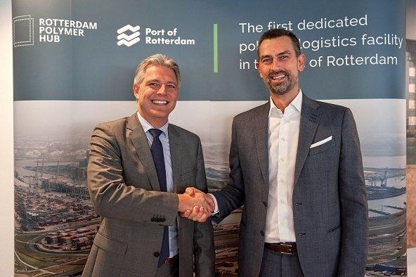 Port of Rotterdam to Establish Polymer Hub