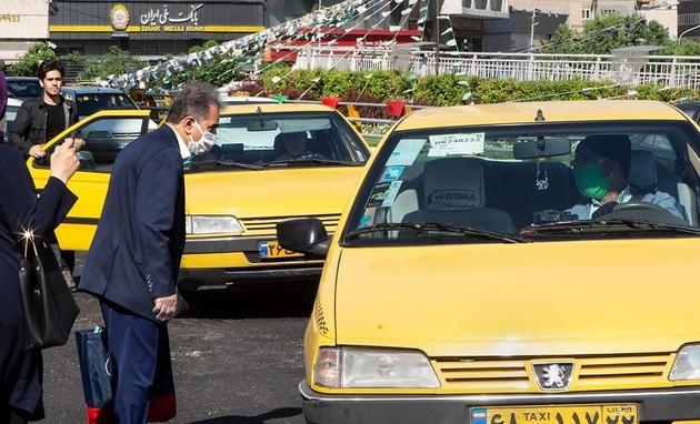 تاکسیهای کرج به سامانه پرداخت الکترونیک مجهز میشود