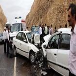 14 مصدوم در حوادث ترافیکی روز گذشته اصفهان