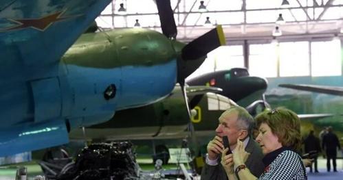 نمایشگاه هواپیماهای جنگی دوران شوروی.jpg13