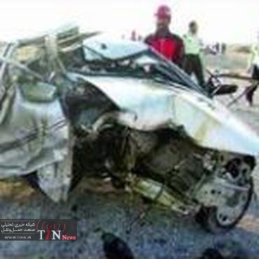 ۵ کشته و ۴ زخمی حاصل حوادثرانندگی ۲۴ گذشته کرمان