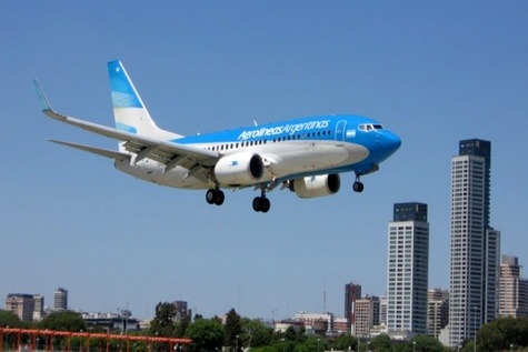 Air Transport Generates $9.6B in GDP, Supports 300,000 Jobs in Argentina