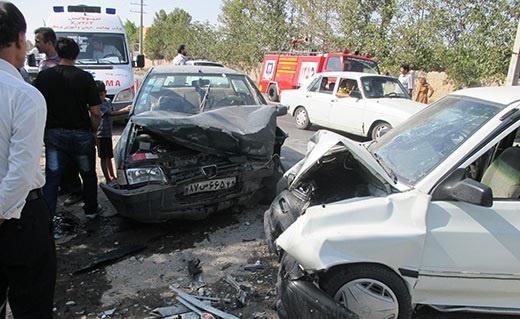افزایش شدید قربانیان حوادث رانندگی با حذف ردیف اعتباری بیمه شخص ثالث