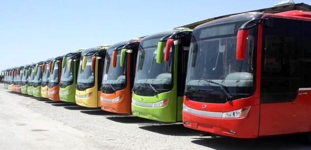 توسعه اتوبوسرانی راه حل کاهش ترافیک گرگان است