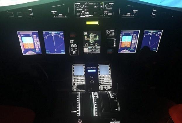 ساخت دستگاه شبیهساز پرواز توسط پژوهشگر سلماسی