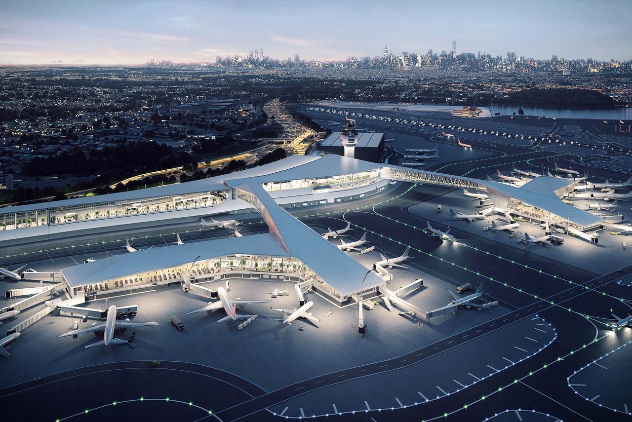 فرودگاه لاگوردیا / LaGuardia Airport