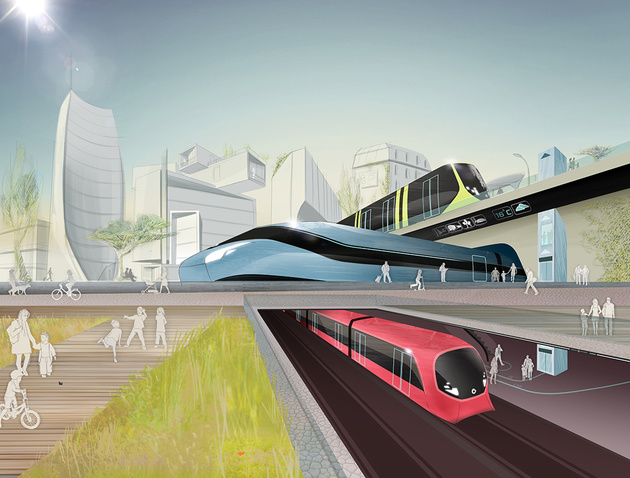 Alstom in Motion strategic plan for 2023 launched