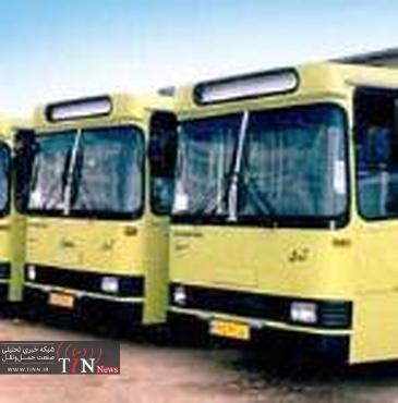ماهیانه ۷۵ اتوبوس فرسوده به ناوگان اتوبوسرانی افزوده میشود
