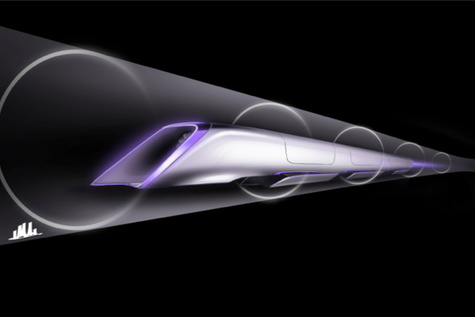 Hyperloop One raises another $85m funding