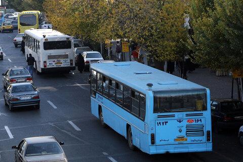 افزایش ۳۰ درصد به ظرفیت اتوبوسرانی قزوین
