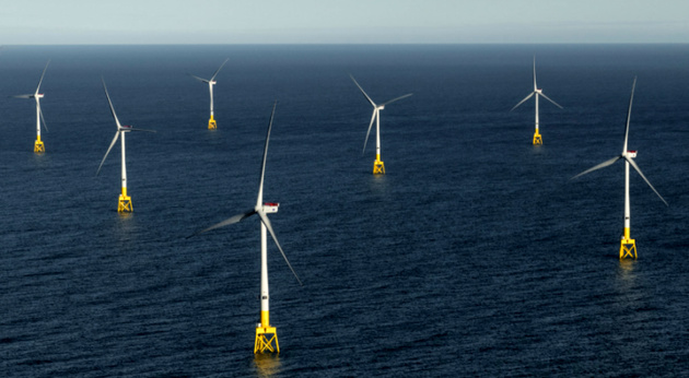Europe's offshore wind capacity increases to 18,499 MW