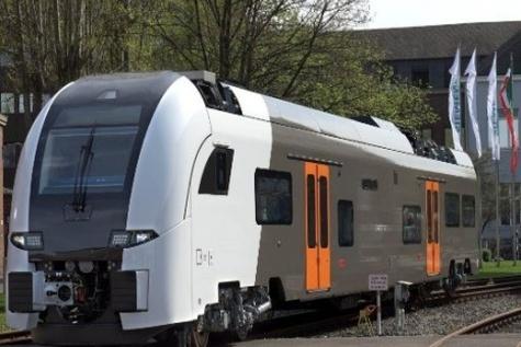 Rhein - Ruhr - Express EMU car rolled out