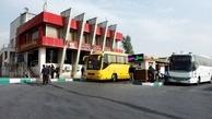 ضریب اشغال اتوبوس بینشهری به 60درصد رسید