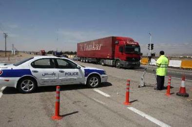 محدودیتهای ترافیکی همچنان ادامه دارد