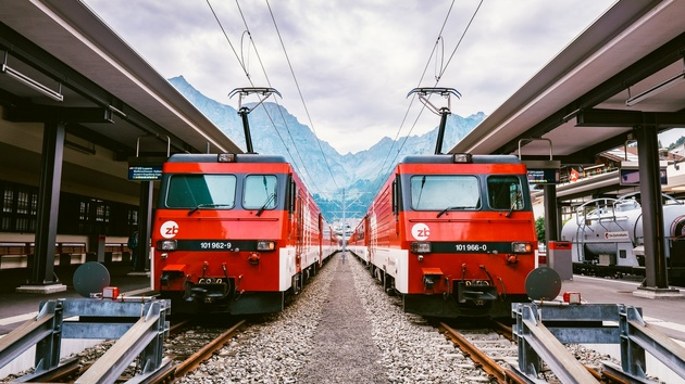 Net-zero rail mobility by 2050: three lessons from the IRS