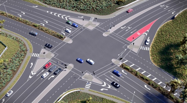Australia's BMD wins contract for Yan Yean Road project