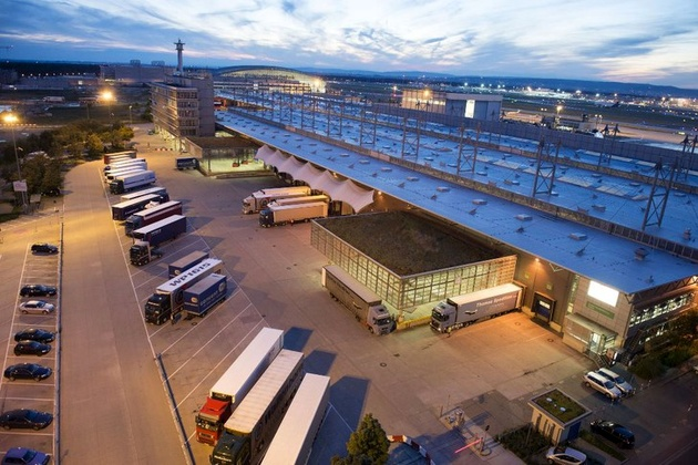 European airports' freight growth continues in April