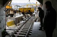 توسعه همکاریهای راهآهن با شرکتهای دانش بنیان داخلی