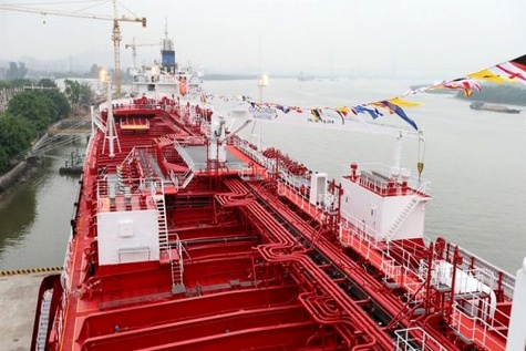 Concordia, Stena Weco to charter two eco MR tankers