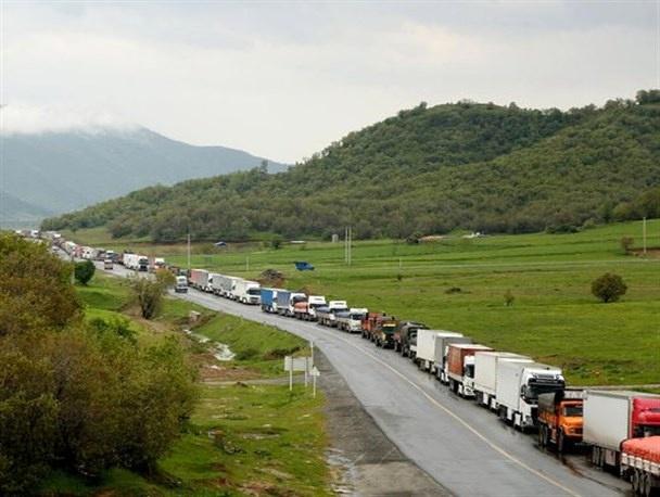 پنج مشکل عمده رانندگان کامیون در استان کردستان