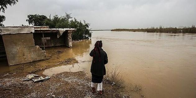کمک بلاعوض به خانواده های آسیب دیده سیل خوزستان
