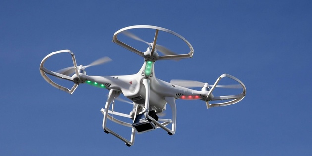 China bans drones in Shanghai Port