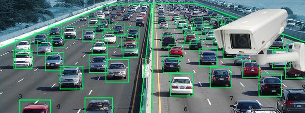نصب دوربین های پلاک خوان برای کشف خودروهای مسروقه