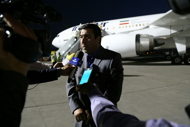 آخرین گروه حجاج خراسانی از فرودگاه مشهد اعزام شدند