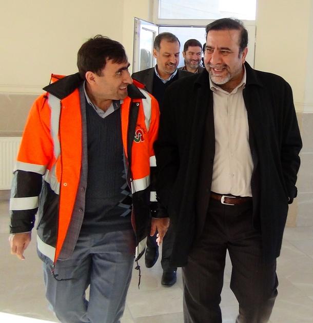 افتتاح شهرک حمل و نقل تهران به زودی