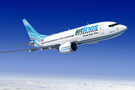 Canada Jetlines to Launch Flights From Two Toronto Metropolitan Area Airports