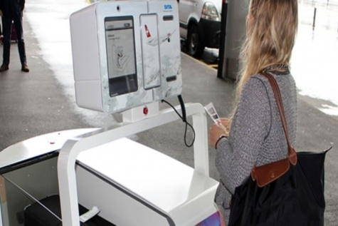SITA's new baggage robot arrives at Brazil's Tom Jobim International Airport