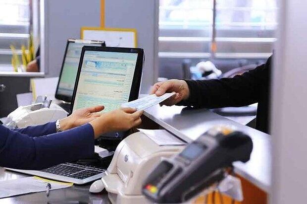 افزایش ۲ برابری پرداخت تسهیلات بانکی به بخش خدمات