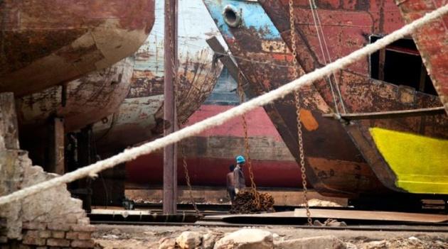 First non-European ship recycling facilities join EU list