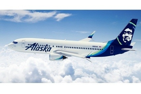 Alaska unveils new livery and brand