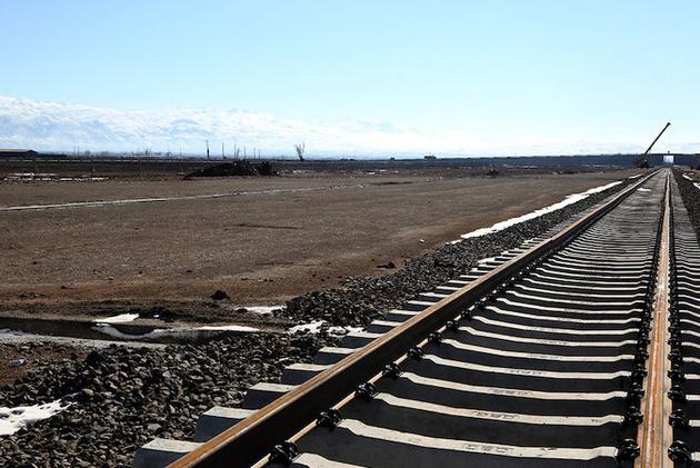 مذاکره تلآویو و اتحادیه اروپا بر سر ایجاد خط راه آهن