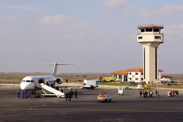افزایش پروازهای فرودگاه بینالمللی بیرجند