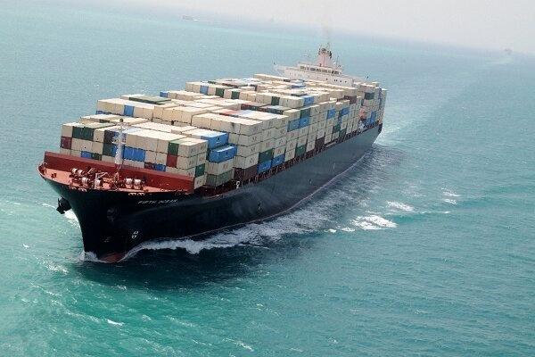 خط منظم کشتیرانی بندرعباس به بندر لاذقیه سوریه افتتاح شد