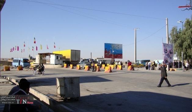 ۱۷۵ هزار نفر از مرز مهران تردد کردند
