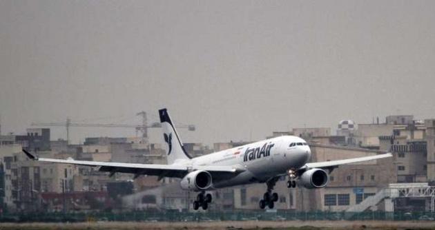 Iran Air still flying to eight European destinations as scheduled