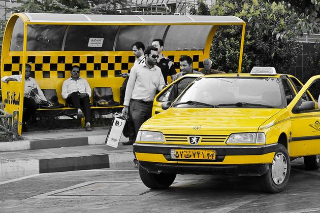 تاکسیهای شهری اهواز هنوز سهمیه بنزین دریافت نکردند