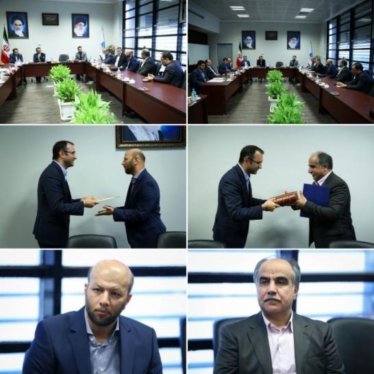انتصاب مدیر امور حقوقى شرکت شهر فرودگاهى امام خمینى (ره)